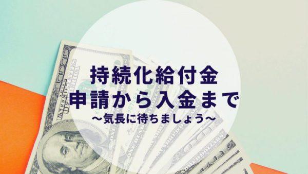 金 が 持続 場合 あっ た 給付 不備 化